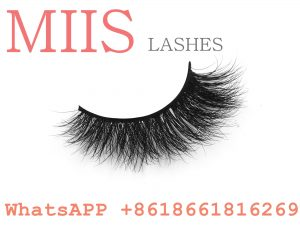 mink hair 3d eyelash