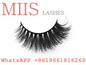 3d mink strip bare band eyelashes