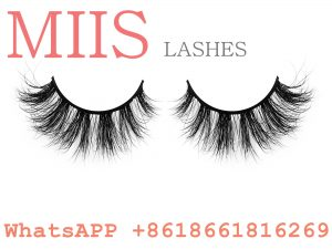 china 3d artificial mink eyelash