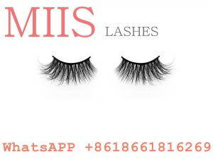 3D real Siberian mink lashes