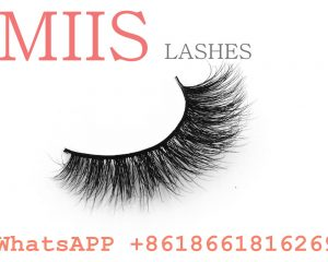 3d real mink strip lashes