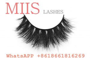 3d real mink qingdao eyelashes